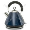 Accents Blue 1.5 Litre Traditional Kettle