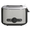 Debut 2 Slice Toaster in Almond & Olive