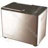 Stainless Steel Bread Maker 780W