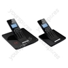 DECT Twin Telephone with Answer Machine