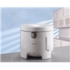 Round Deep Fat Fryer 1800w White