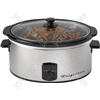 3.5ltr Stainless Steel Oval Slow Cooker