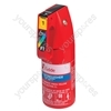Easi-Action 1.0 KG Home Fire Extinguisher, A, B, C Rated.