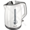 360 Degree White Jug Kettle