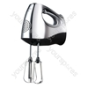 250W Hand Mixer in Chrome