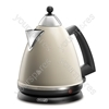 Argento Cream  3kW Jug Kettle