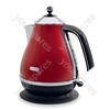 Icona  3kW Scarlet Red  Cordless Jug Kettle