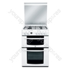 60cm Twin Cavity Gas Cooker
