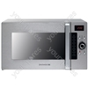 Stainless Steel Microwave with Grill and Convection Oven