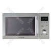 Touch Control Microwave,Stainless Steel Facing and Cavity