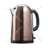 Metallic Bronze 1.6 Litre Cordless Kettle
