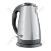 Brushed Stainless Steel Jug Kettle