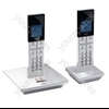 DECT Twin Telephone with TAM