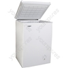 56.3cm Wide 100 Litre Chest Freezer - A Rated