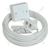 20m Plug in Telephone Extension Kit