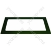 Hotpoint EW84P(T) Top Oven Inner Door Glass