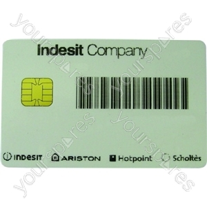 Indesit Smartcard wixl123uk.1