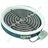 Creda 43903 1600 Watt Electric Hob Heat Element - 200mm Diameter