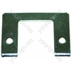 Ariston KLB121BR Hinge Plate Door (80516)