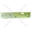 Indesit WE12SUK Dashboard & Handle