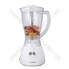 400W 1.5Ltr Blender - White