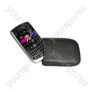 BlackBerry Curve & Bold 9700 Leather Pouch