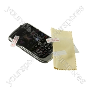 BlackBerry Curve 8520 Screen Protector Pack