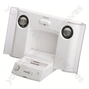 i-Station3  - (Euro Version)  White