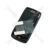 BlackBerry Pearl 3g Silicone Case &amp; Screen Prot