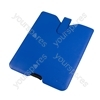 iPad Leather Case - Blue