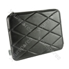 iPad Leather Zip Case - Black