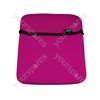 iPad Neoprene Case - Pink/black
