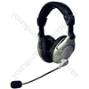 ScreenBeat Bass Vibration Headphones &amp; Mic