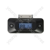 Apple iPod Touch FM Transmitter with LCD Screen for iPod