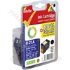 Inkrite NG Ink Cartridges (HP 21) for HP PSC 1400 1410 Deskjet 3900 3940 - C9351A Black