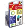 Inkrite NG Ink Cartridges (HP 26) for HP Deskjet 200 400 500 550 Fax 200 - 51626A Black