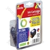 HP PSC 1110 NG Ink Cartridges ( 28) for DeskJet 450 3320 5550 Officejet 4105 6110 - C8728A Clr