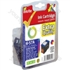 HP PSC 1110 NG Ink Cartridges ( 57) for DeskJet 450 5550 OfficeJet 4105 5505 - C6657A Clr