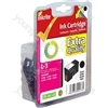 Inkrite NG Ink Cartridges (No.3) for Lexmark X2580 X3580 Z1380 Z1480 - 18C1530 Black