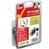 Inkrite NG Printer Ink Canon i560 i850 BJC3000 6000 6200 iP3000 iP4000 - BCI-3eBK Black (Giraffe)
