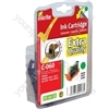 Canon S 820 NG Printer Ink for i865 i990 S800 S900 S9000 iP4000 - BCI-6G Green (Elephant)