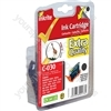 Inkrite NG Printer Ink for Canon BJC 6000 - BCI-3ePBK Photo Black (Giraffe)