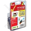 Inkrite NG Printer Ink (Chipped) for Canon iP6600D iP6700D Pro9000 - CLI-8PC PhCyan (Horse)