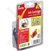Inkrite NG Printer Ink Canon i560 i865 i950 S800 BJC6000 iP4000 - BCI-6Y Yellow (Elephant, Giraffe)