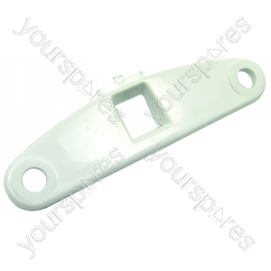 White Knight (Crosslee) White Tumble Dryer Latch Guide