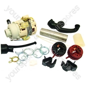 Electrolux FAV3020ID Group Recirculation Pump Spares