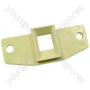Creda W0801W Washing Machine Cabinet Latch Plate
