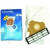 Electrolux Paper Bag and Filter Pack (ES39)
