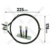 Indesit KD6C35M(T) Fan Oven Element 2000w