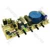 Hotpoint HSD92I Cooker Hood Circuit Control Board